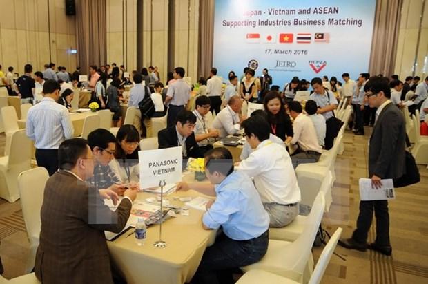 Promueven conexion comercial entre empresas de Japon, Vietnam y ASEAN hinh anh 1