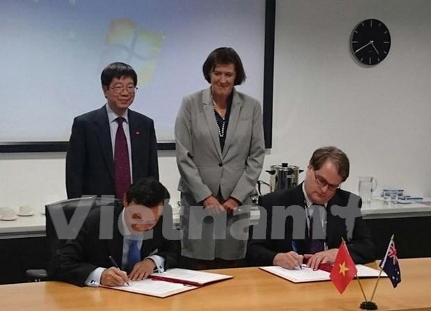 Vietnam y Australia buscan fortalecer nexos en ciencia y tecnologia hinh anh 1