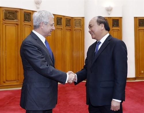 Vietnam y Francia robustecen relaciones bilaterales hinh anh 1