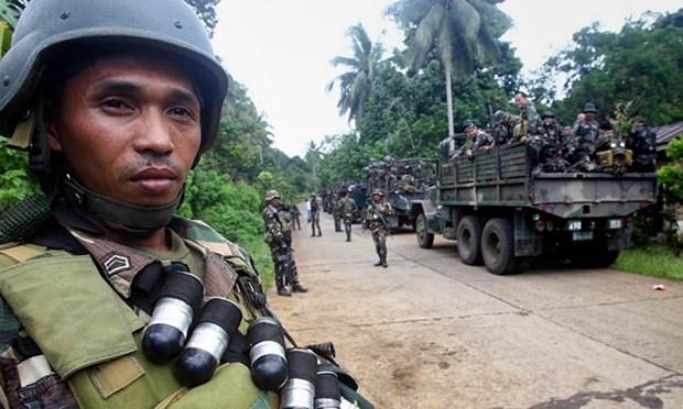Conflicto armado en el Sur de Filipinas provoca 30 muertos y heridos hinh anh 1
