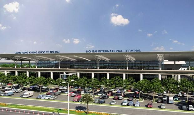 Noi Bai nombrado entre los 100 mejores aeropuertos del mundo hinh anh 1