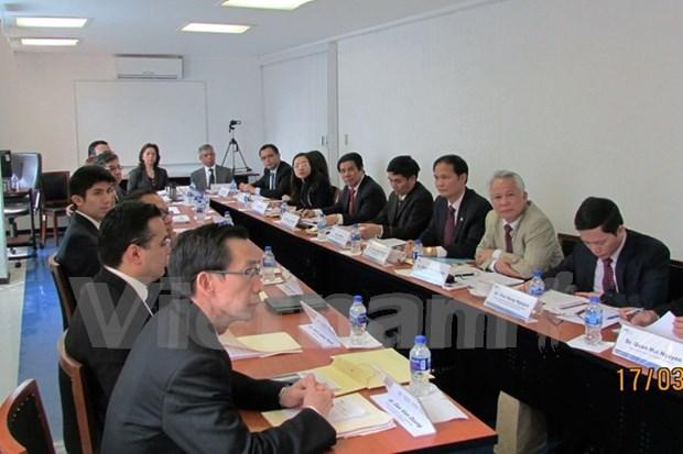 Vietnam y Mexico impulsan cooperacion en materia de auditoria hinh anh 1