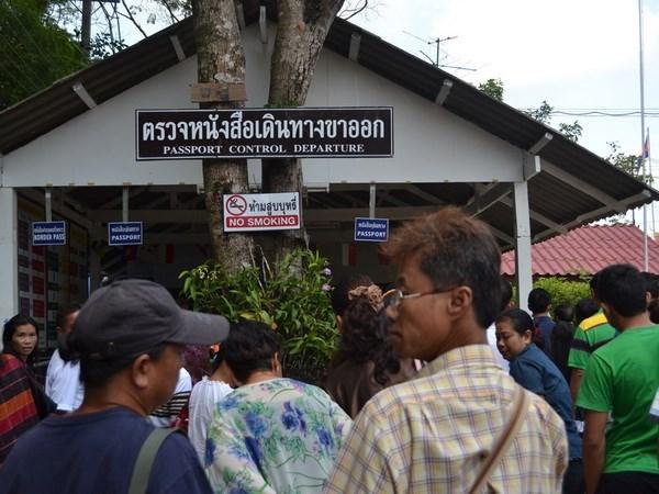 Tailandia y Camboya intercambian sobre cooperacion fronteriza hinh anh 1