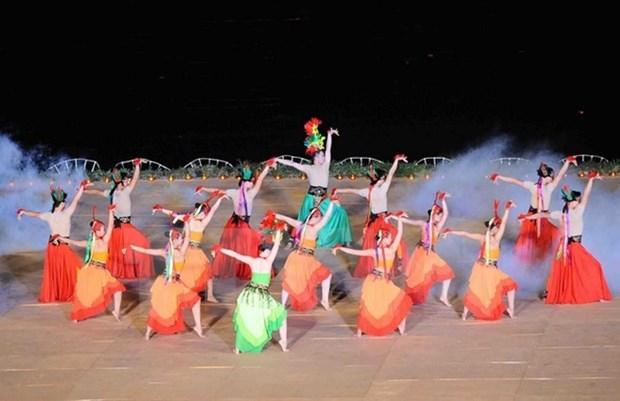 Artistas de 15 paises extranjeros actuaran en el Festival de Hue 2016 hinh anh 1