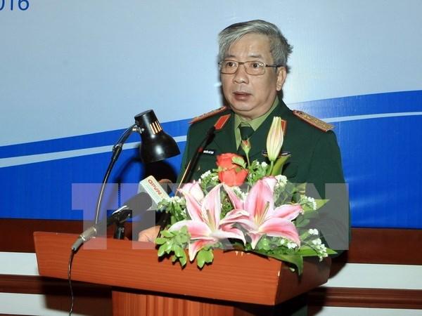 Dialogo estrategico fomenta relaciones entre Vietnam y Rusia en defensa hinh anh 1