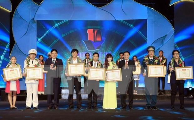 Distinguen a los 10 jovenes vietnamitas mas destacados hinh anh 1