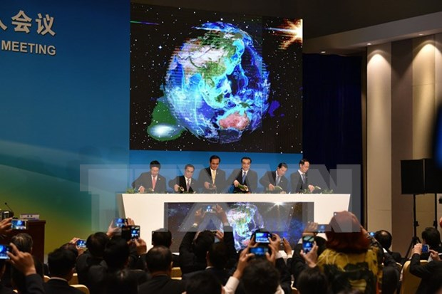 Vietnam destaca significado de conferencia de cooperacion Lancang – Mekong hinh anh 1