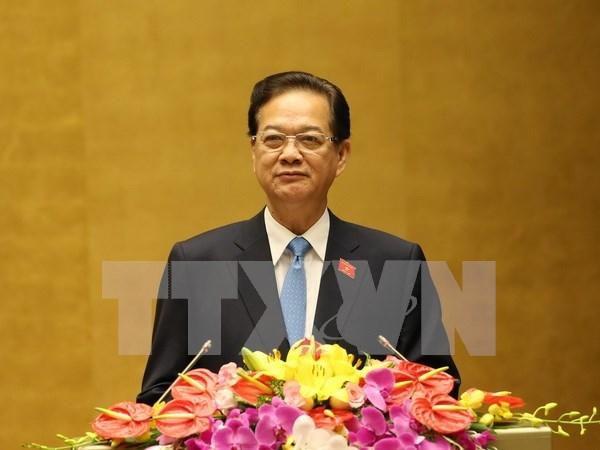 Gobierno vietnamita presentara TPP ante Parlamento para su aprobacion hinh anh 1