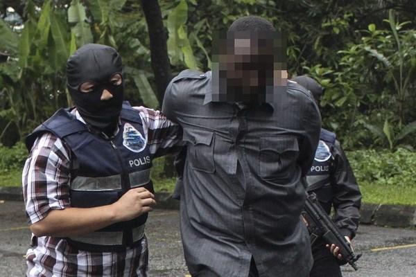 Malasia detiene a trece sospechosos supuestamente vinculados al Estado Islamico hinh anh 1