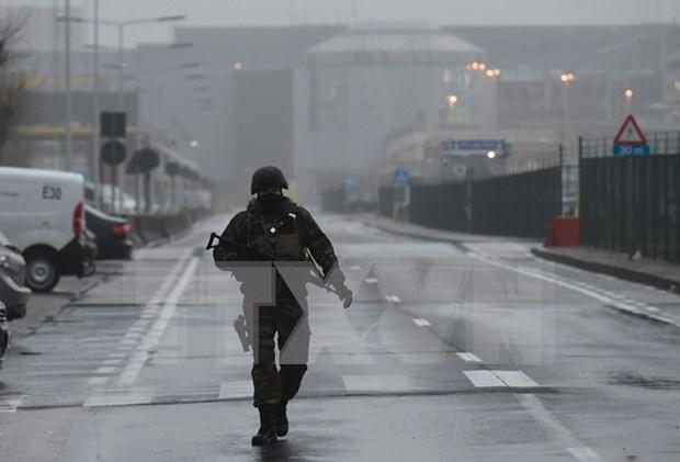 ASEAN condena ataques terroristas en Belgica hinh anh 1