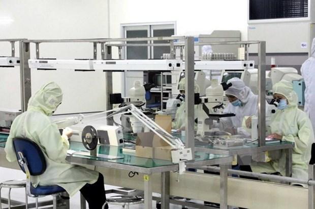 Grupo taiwanes producira dispositivos inteligentes en provincia norvietnamita hinh anh 1