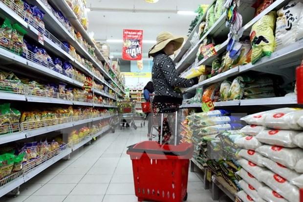 Asciende 0,09 por ciento indice de precios de Ciudad Ho Chi Minh hinh anh 1