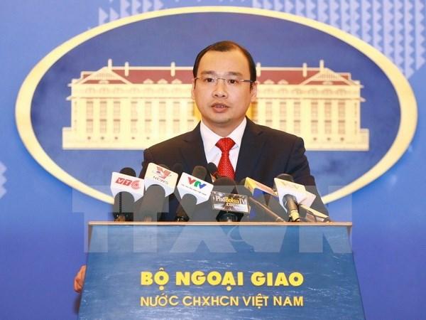 Vietnam exige a Taiwan respetar su soberania en el Mar del Este hinh anh 1