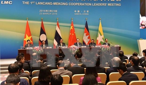 Vietnam y China abogan por cooperacion de recursos hidricos Mekong- Lancang hinh anh 1