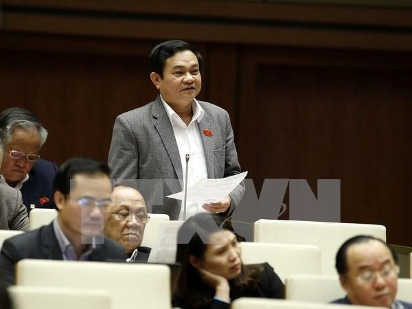 Parlamento vietnamita debatira la Ley de acceso a informaciones hinh anh 1