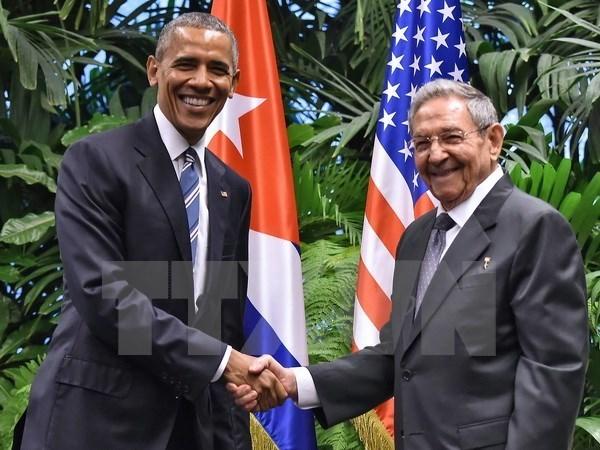 Vietnam saluda visita oficial del presidente estadounidense a Cuba hinh anh 1