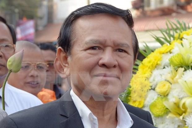 Camboya investiga supuesto caso corruptivo contra subtitular de Partido opositor hinh anh 1
