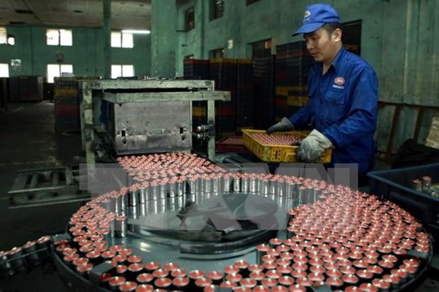 Indice de precios industriales disminuye 0,73 por ciento hinh anh 1