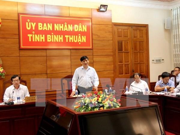 Localidades vietnamitas se preparan para el virus del Zika hinh anh 1