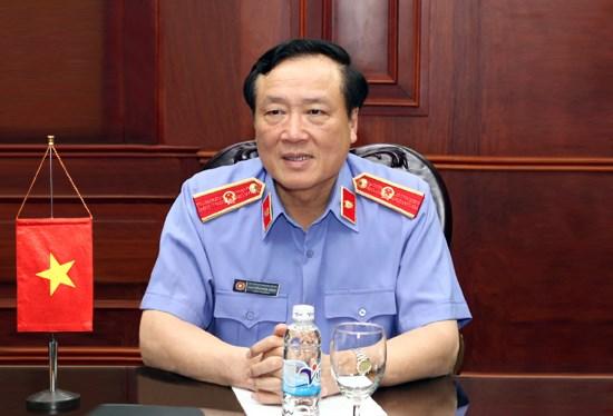 Asiste Vietnam a encuentro de ciencias penales en Cuba hinh anh 1