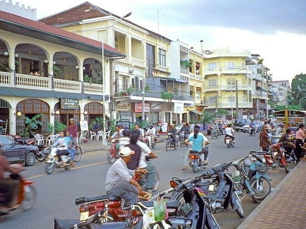 Francia continua asistencia financiera a Camboya hinh anh 1