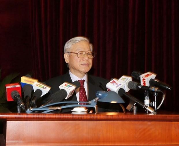 Lider del PCV pide mayor desempeno del sector de construccion partidista hinh anh 1