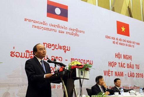 Proponen agilizar estudio de politicas favorables para inversion vietnamita en Laos hinh anh 1