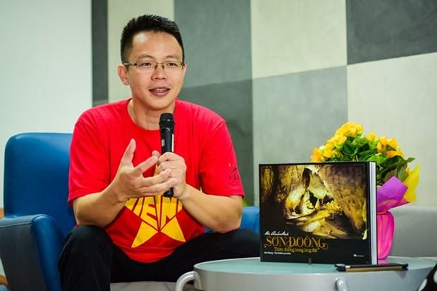 Disponible libro ilustrado sobre cueva Son Doong hinh anh 1