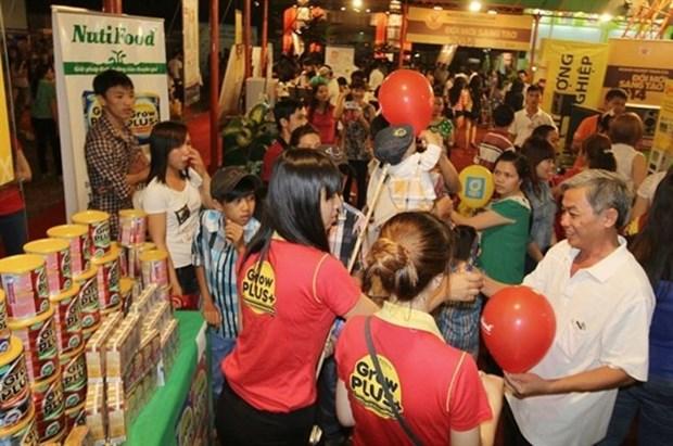 Empresas vietnamitas de alimentos participaran en exhibicion en China hinh anh 1