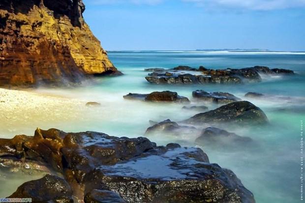 Turismo se espera impulsar el desarrollo de la isla de Ly Son hinh anh 1