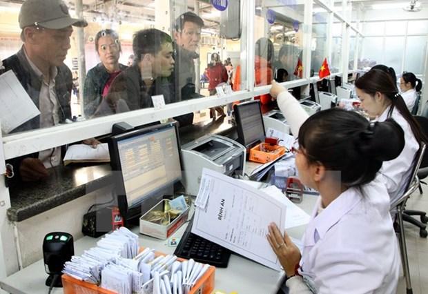 Acelera Ciudad Ho Chi Minh registro de hogares incorporados a seguro de salud hinh anh 1