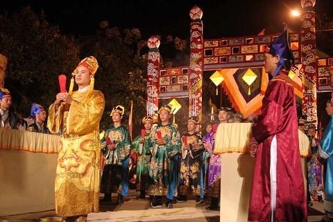 Conservan antigua ceremonia real en Thua Thien-Hue hinh anh 1