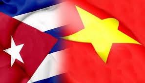 Intercambian ejercitos de Vietnam y Cuba experiencias en formacion de oficiales hinh anh 1