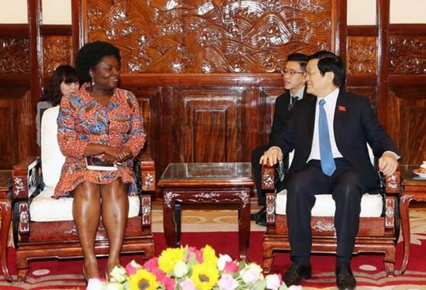 Vietnam sugiere ayuda de BM en lucha contra cambio climatico hinh anh 1