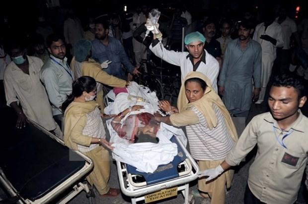 Vietnam extiende condolencias a Pakistan por ataque suicida hinh anh 1