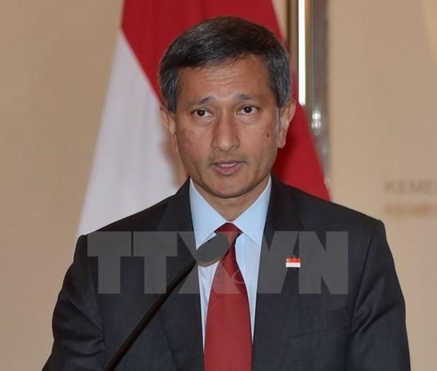 Singapur y Tailandia estrechan la conectividad economica regional hinh anh 1