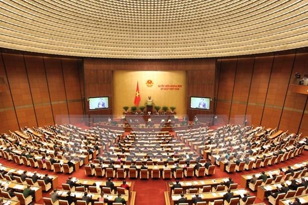 Parlamento vietnamita elegira a su nuevo presidente hinh anh 1