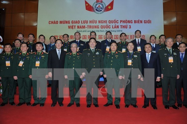Determinados Vietnam y China a garantizar paz en zona fronteriza hinh anh 1