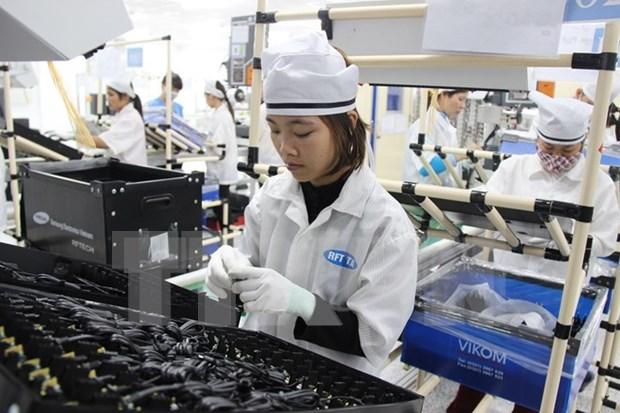 En aumento exportaciones vietnamitas a Mexico hinh anh 1