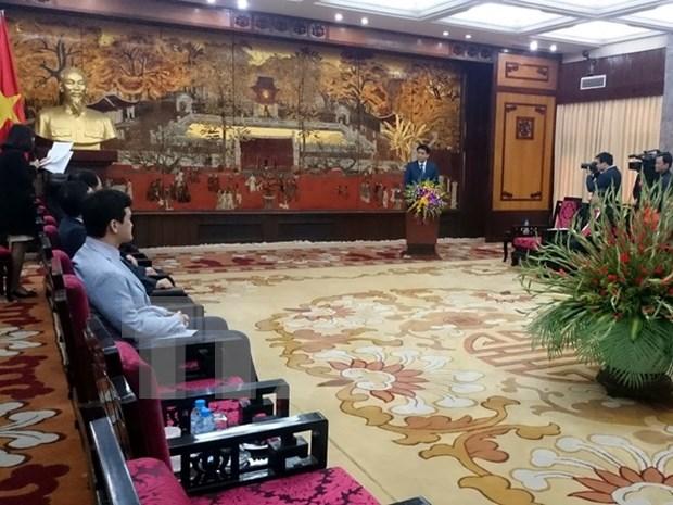 Samsung Electronics edificara centro de estudio multimillonario en Hanoi hinh anh 1