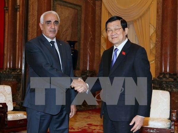 Destaca presidente lazos judiciales entre Vietnam y Argelia hinh anh 1