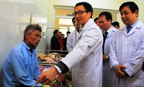 Personas mayores en Vietnam reciben mejor atencion publica hinh anh 1