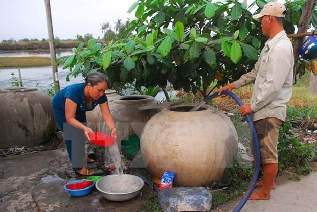 Belgica cooperara con Delta del Mekong en tratamiento de aguas residuales hinh anh 1