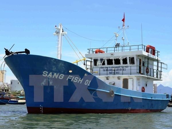 Vietnam por proteger a pescadores arrestados en Malasia y Australia hinh anh 1
