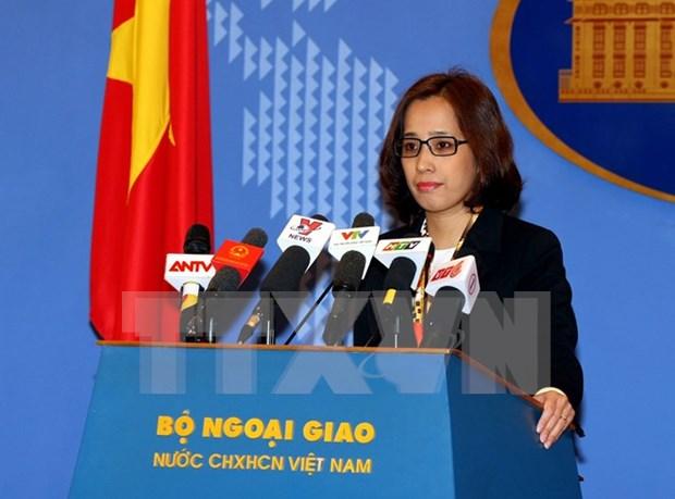 Vietnam realiza medidas para proteger a ciudadanos detenidos en China y Malasia hinh anh 1