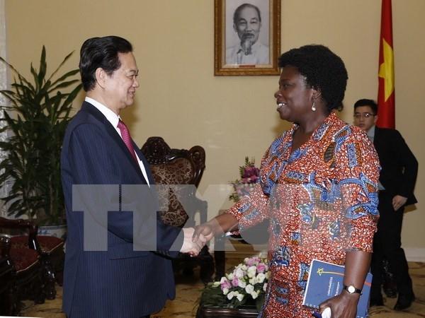 Vietnam espera continuar recibiendo asistencia del Banco Mundial hinh anh 1