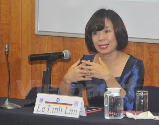Mexicanos destacan politica exterior de Vietnam hinh anh 1