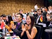 Inauguran en Hanoi Semana Juvenil ASEM 2016 hinh anh 1