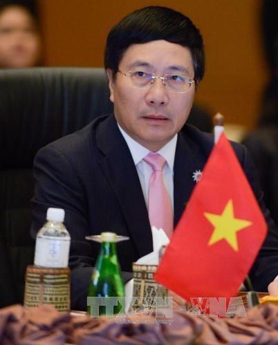 Reafirma Vietnam politica contra la proliferacion de armas nucleares hinh anh 1