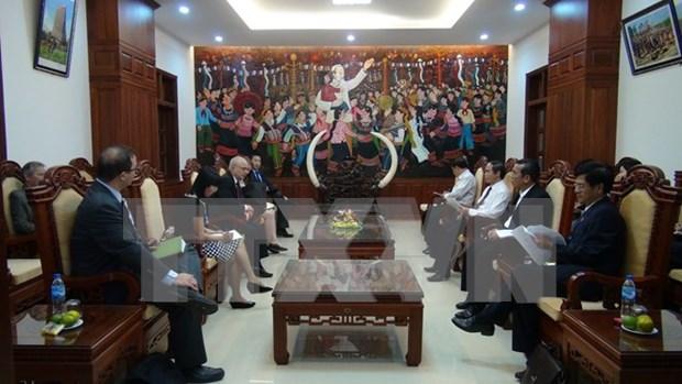 Considera Vietnam garantia de derechos humanos fuerza motriz para avance nacional hinh anh 1